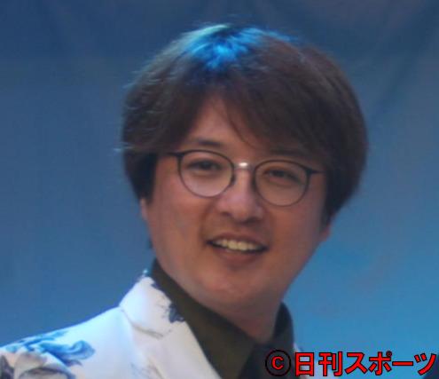 純烈のリーダー酒井一圭(2020年7月8日撮影)
