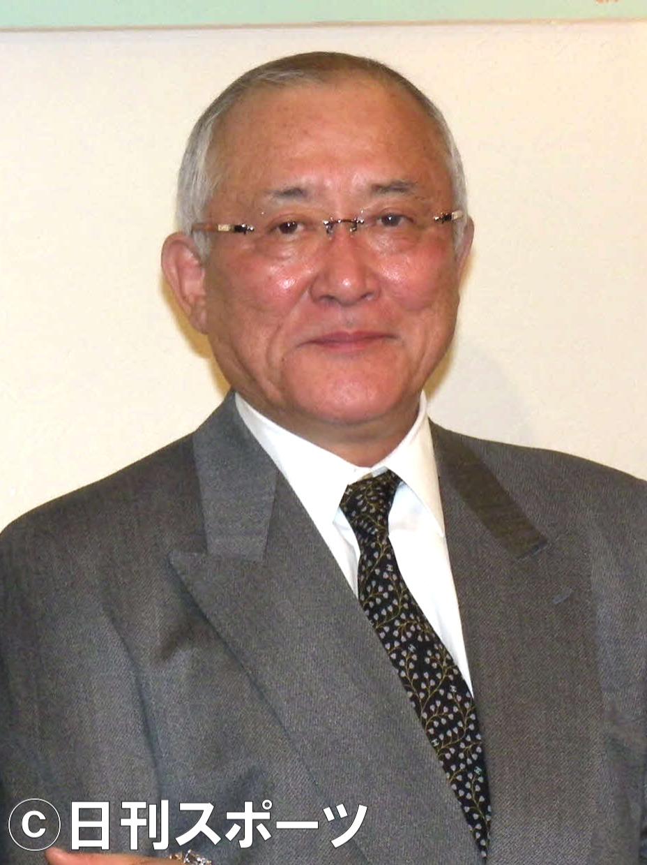 綿引勝彦さん(2010年撮影)