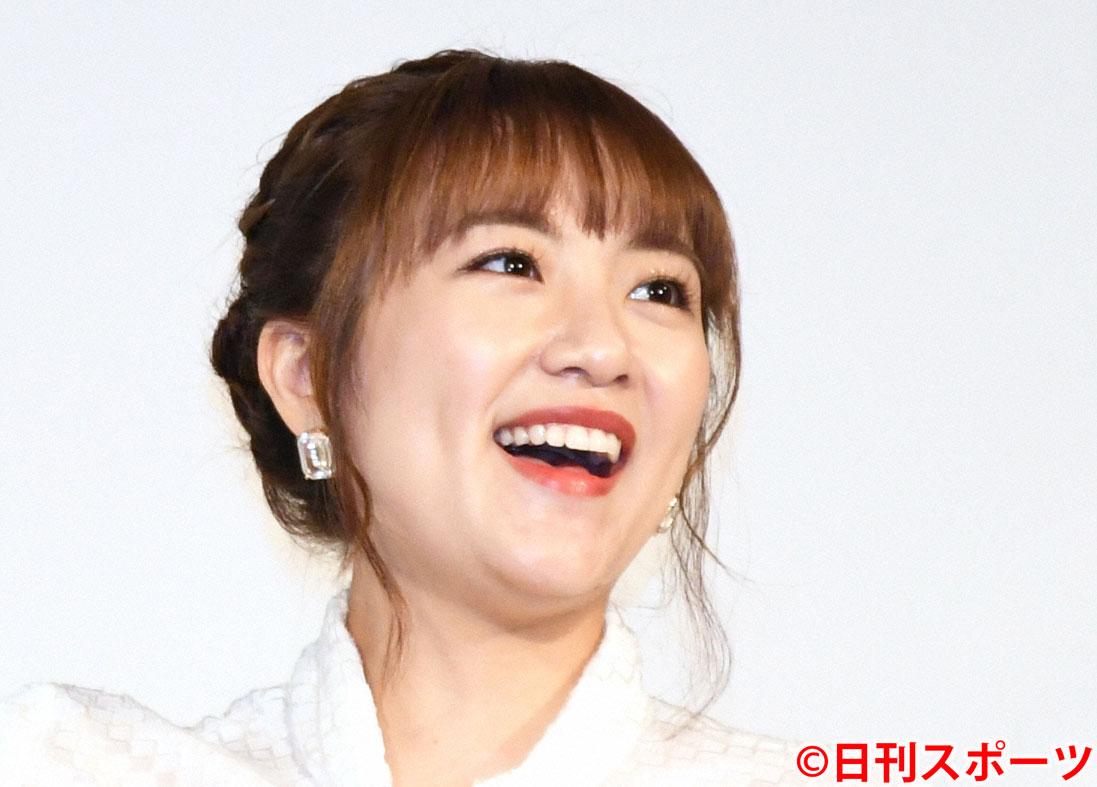 高橋みなみ(2019年10月15日撮影)