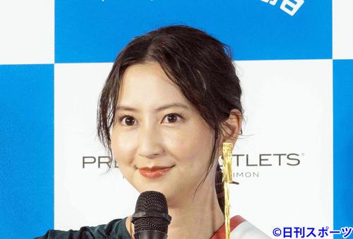 河北麻友子(2020年10月5日撮影)