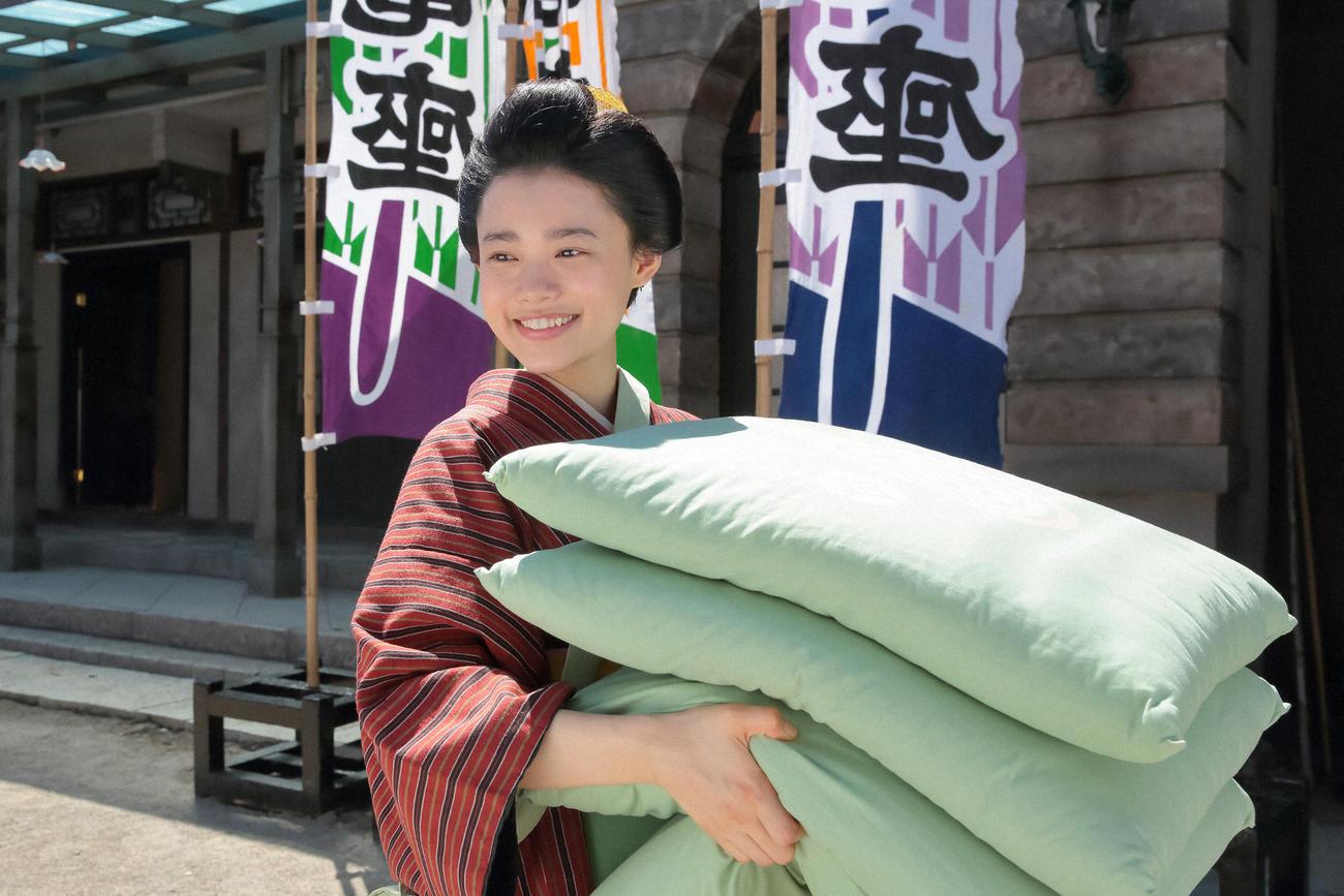 連続テレビ小説「おちょやん」(C)NHK