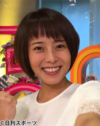 【エンタメ】上田まりえ「就職活動した」一時は芸能界引退考える