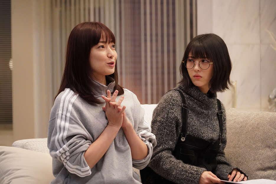 日本テレビ系ドラマ「ウチの娘は、彼氏が出来ない!!」第2話の1シーン