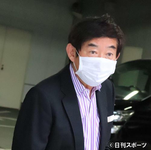 石田純一(20年6月撮影)