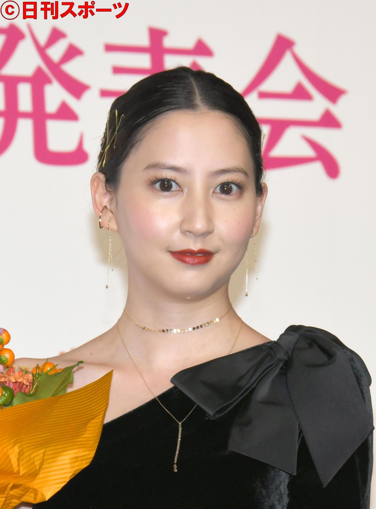 河北麻友子(19年9月撮影)