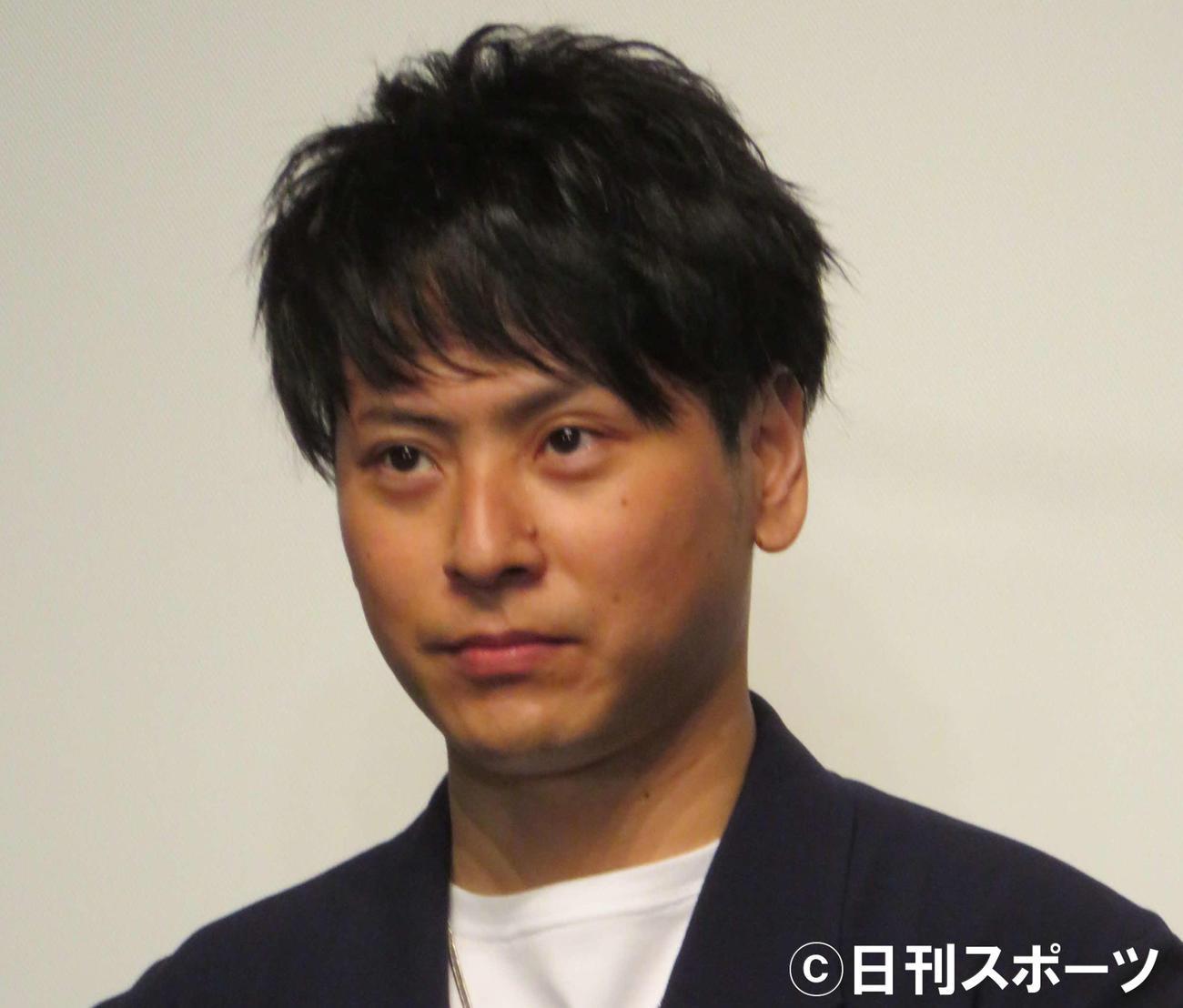 山下健二郎(2020年7月18日撮影)