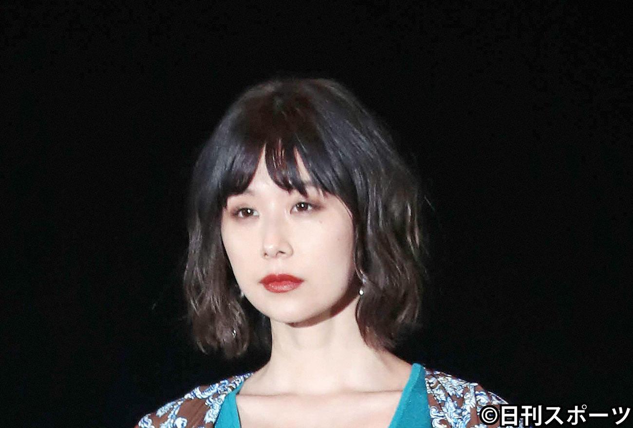 有村藍里(2019年5月18日撮影)
