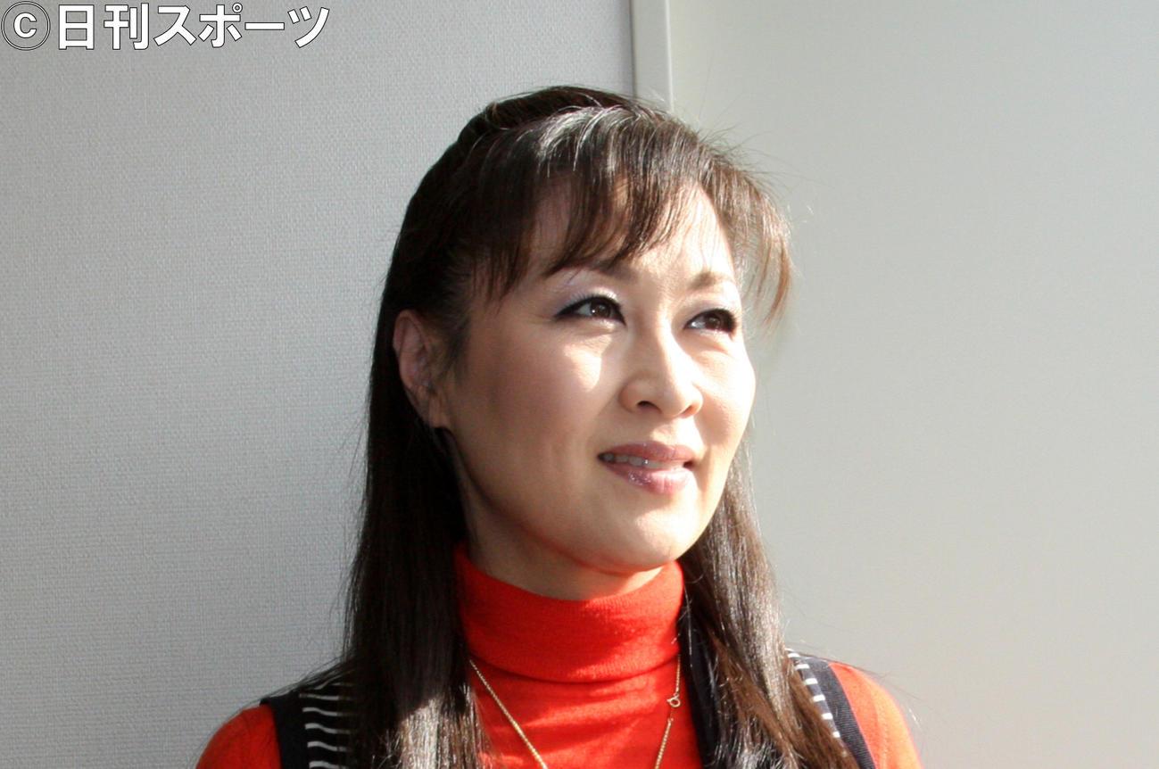 島津悦子(2013年3月29日撮影)