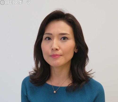 金子恵美氏(20年4月13日撮影)