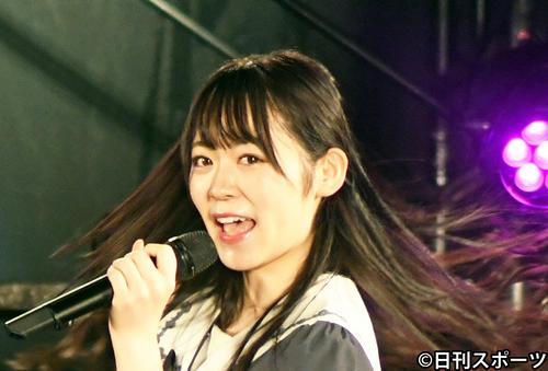 AKB48西川怜(2020年10月18日撮影)
