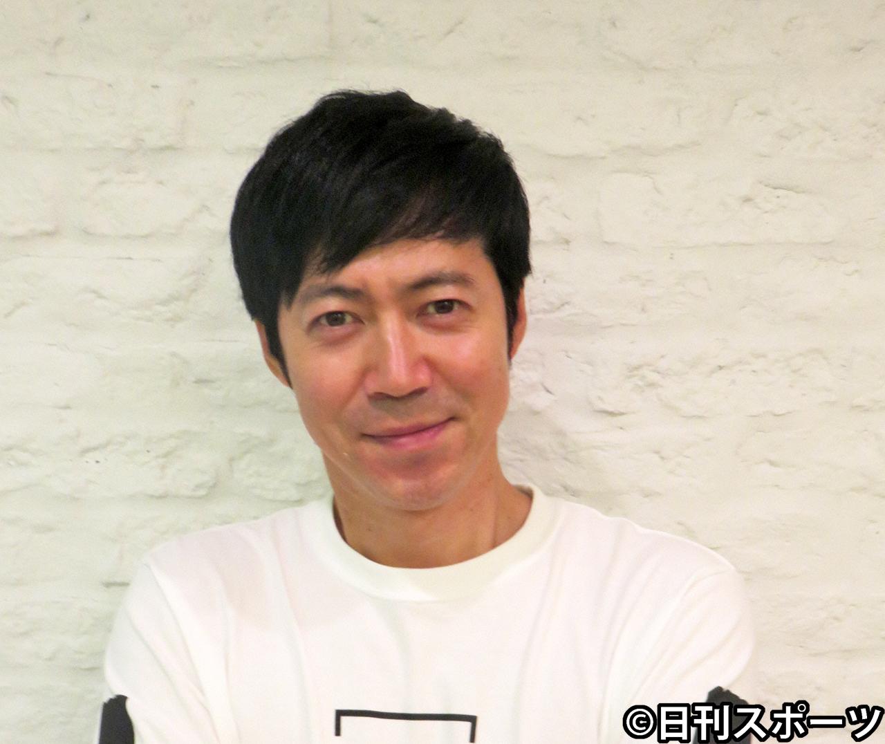 東貴博(2020年10月13日撮影)