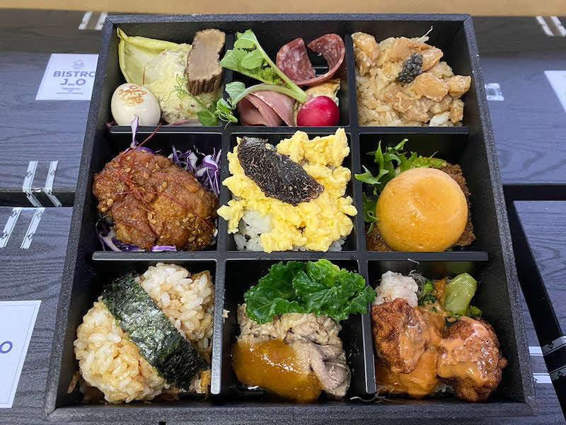 香取慎吾が差し入れした、稲垣吾郎プロデュースレストランの弁当