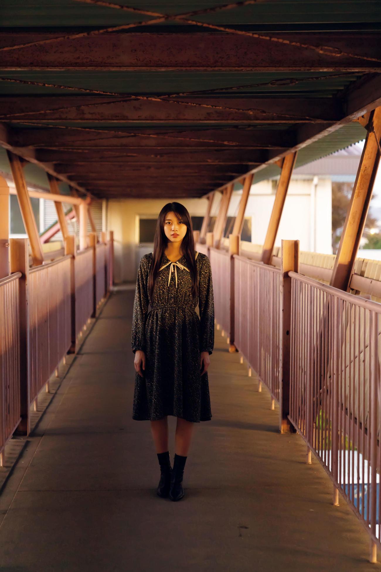 最新写真集「真莉愛 二十歳」を発売する モーニング娘。'21の牧野真莉愛