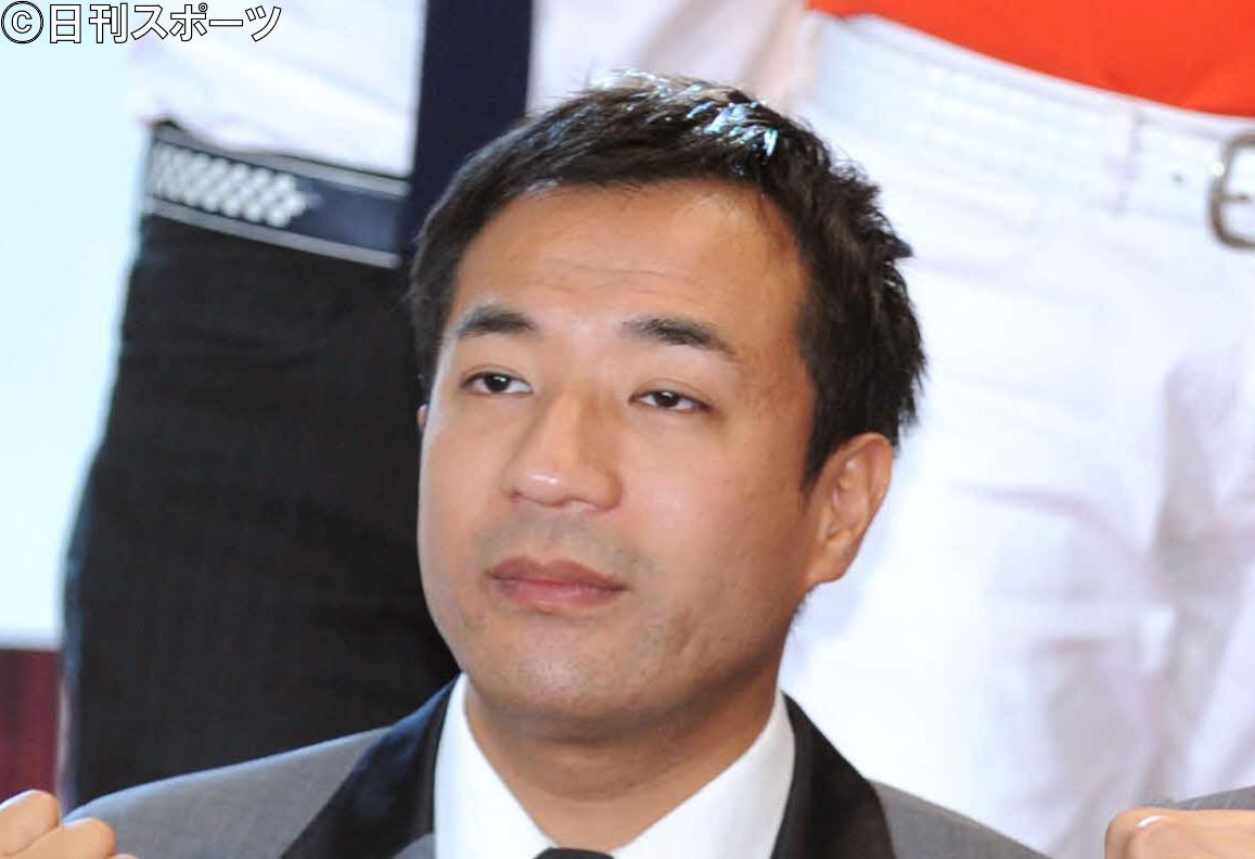 ナイツ塙宣之(2011年7月24日撮影)