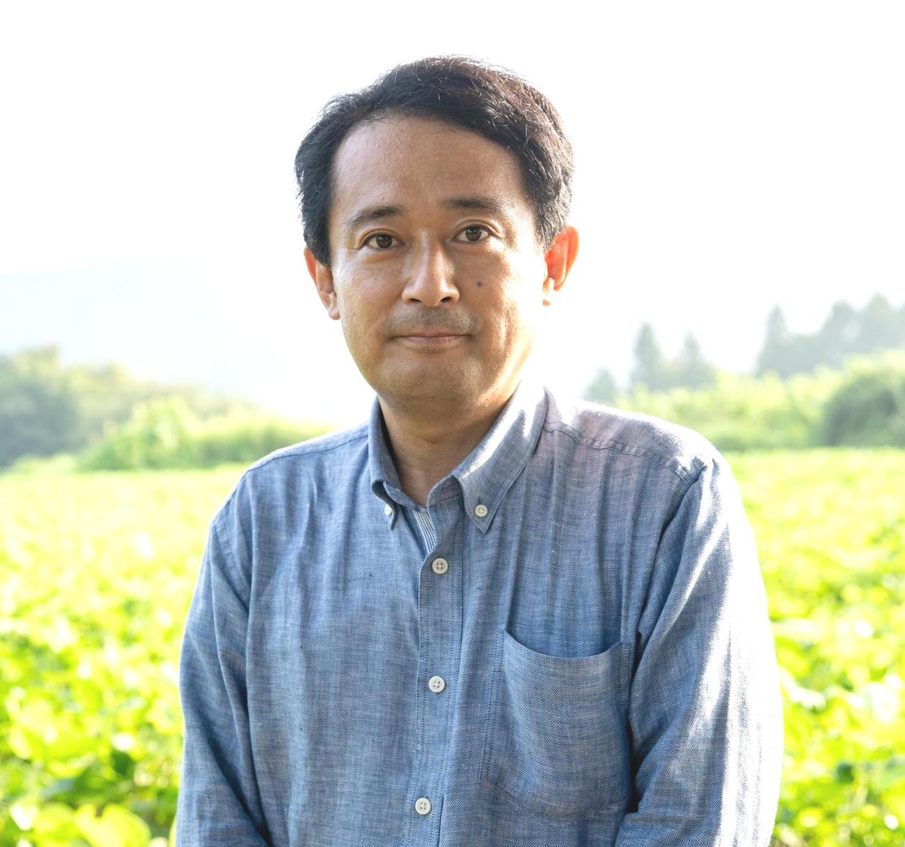 NHK大河ドラマ「青天を衝け」の菓子浩チーフプロデューサー
