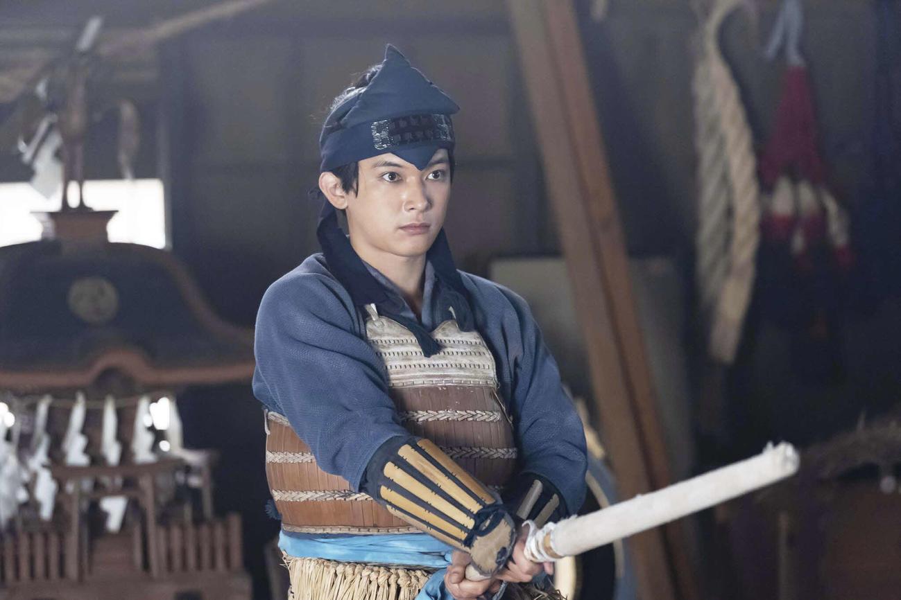 NHK大河ドラマ「青天を衝け」で渋沢栄一を演じる吉沢亮