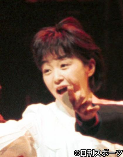谷村有美(1994年4月15日撮影)
