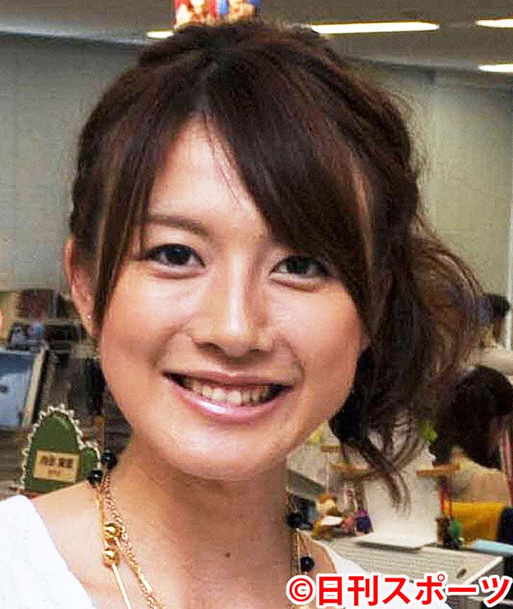 大島由香里アナウンサー(2008年8月19日撮影)