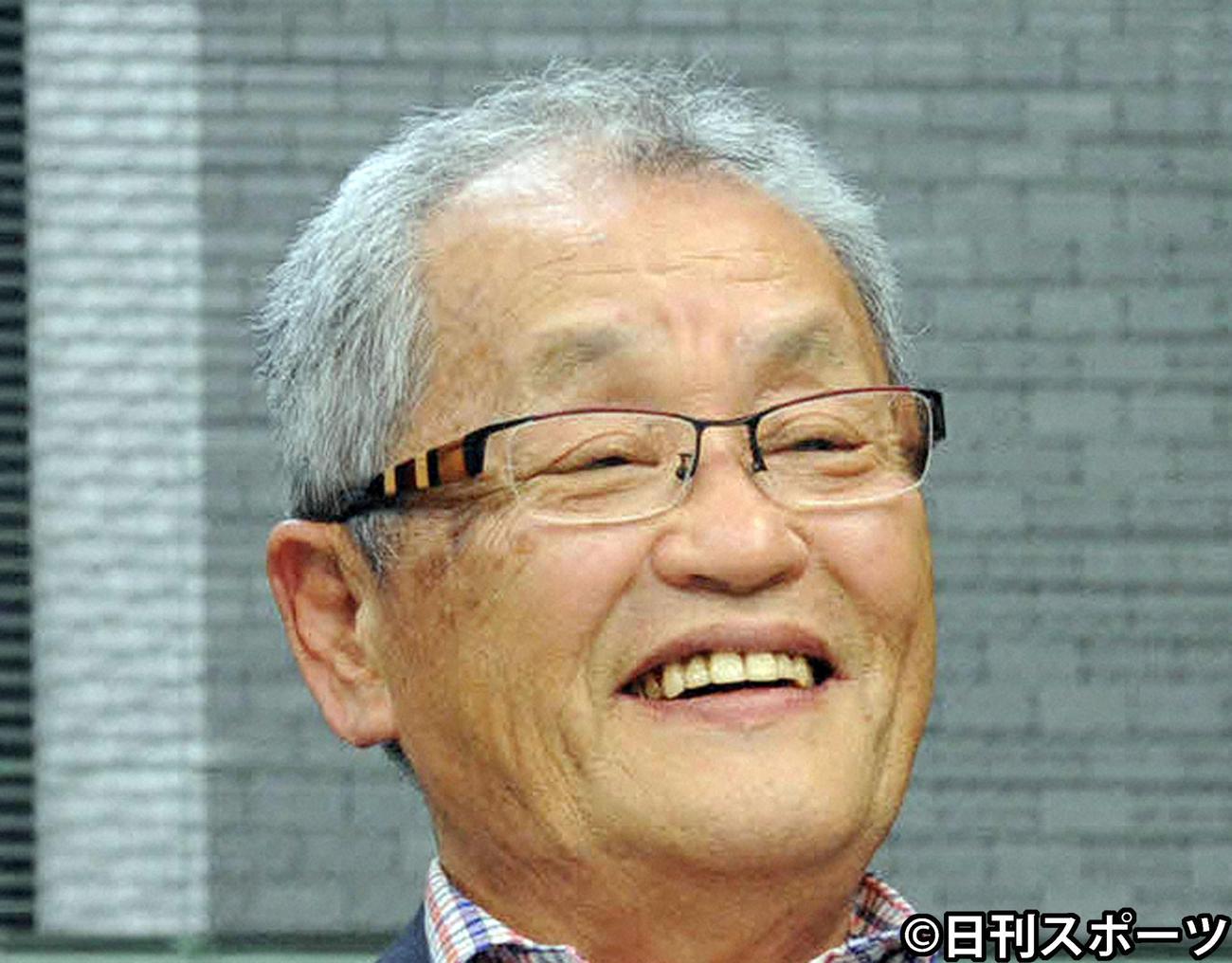 小林正彦さん(2011年5月11日撮影)