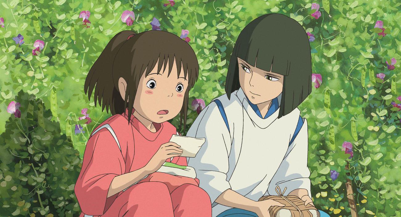 映画「千と千尋の神隠し」(C)2001 Studio Ghibli・NDDTM