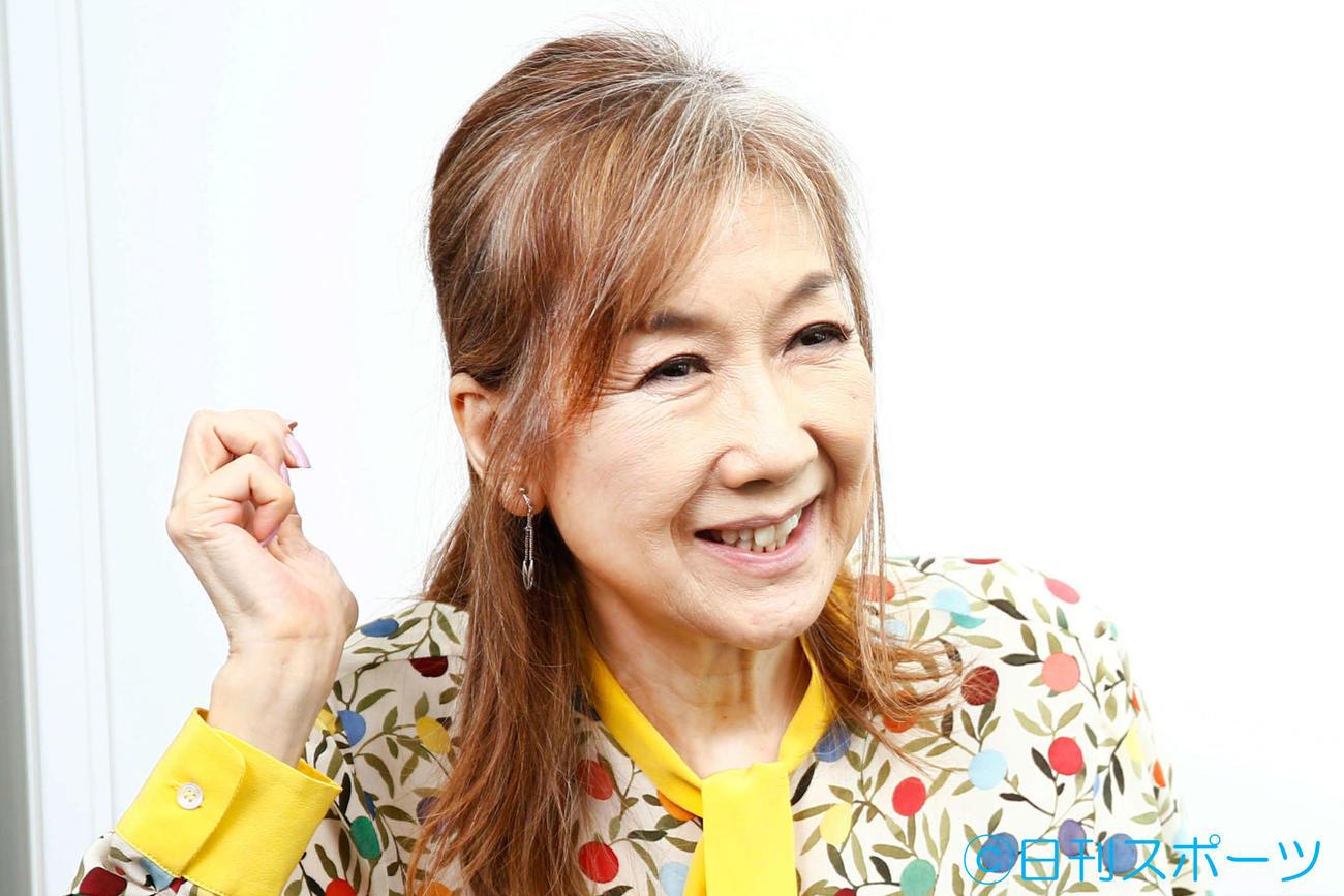 高橋真梨子(19年3月撮影)