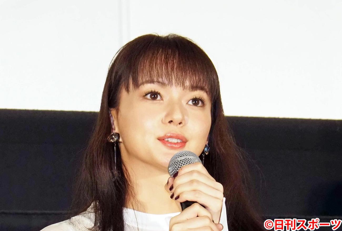 多部未華子(2020年10月24日撮影)