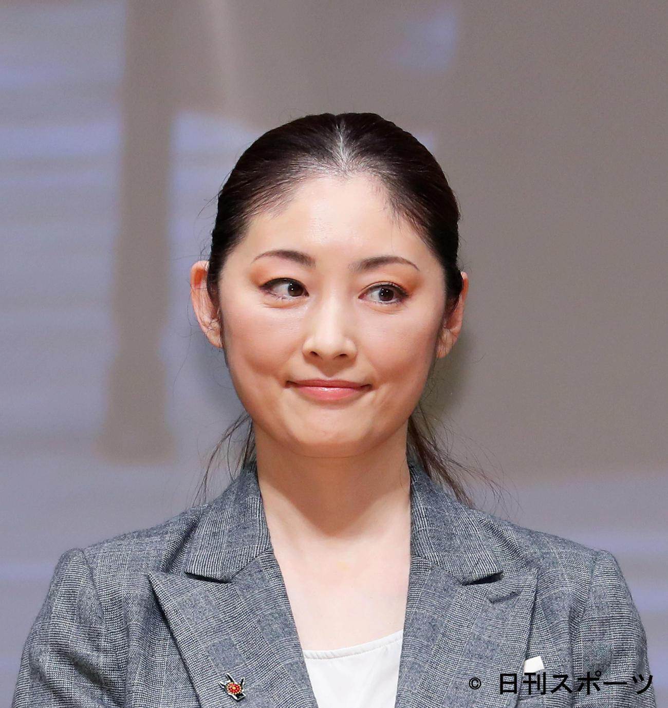 常盤貴子(2020年11月29日撮影)