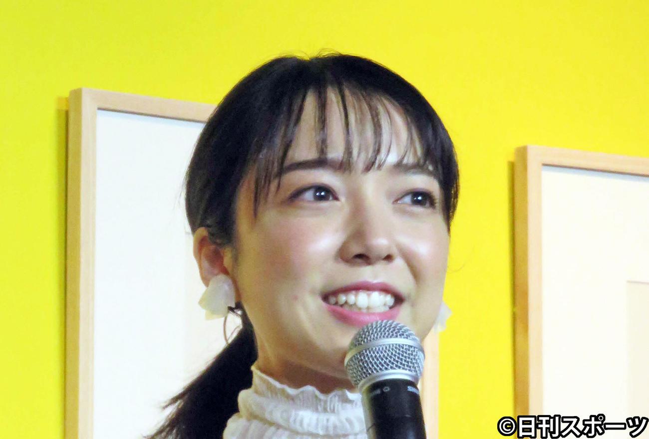 上白石萌音(2020年7月22日撮影)