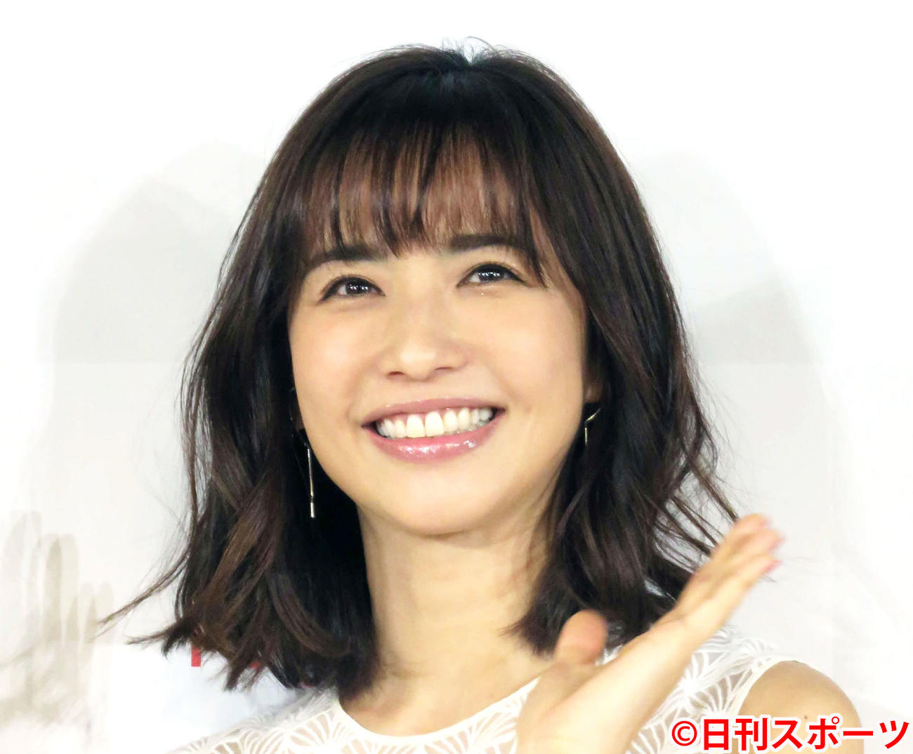 優木まおみ(2019年3月25日撮影)