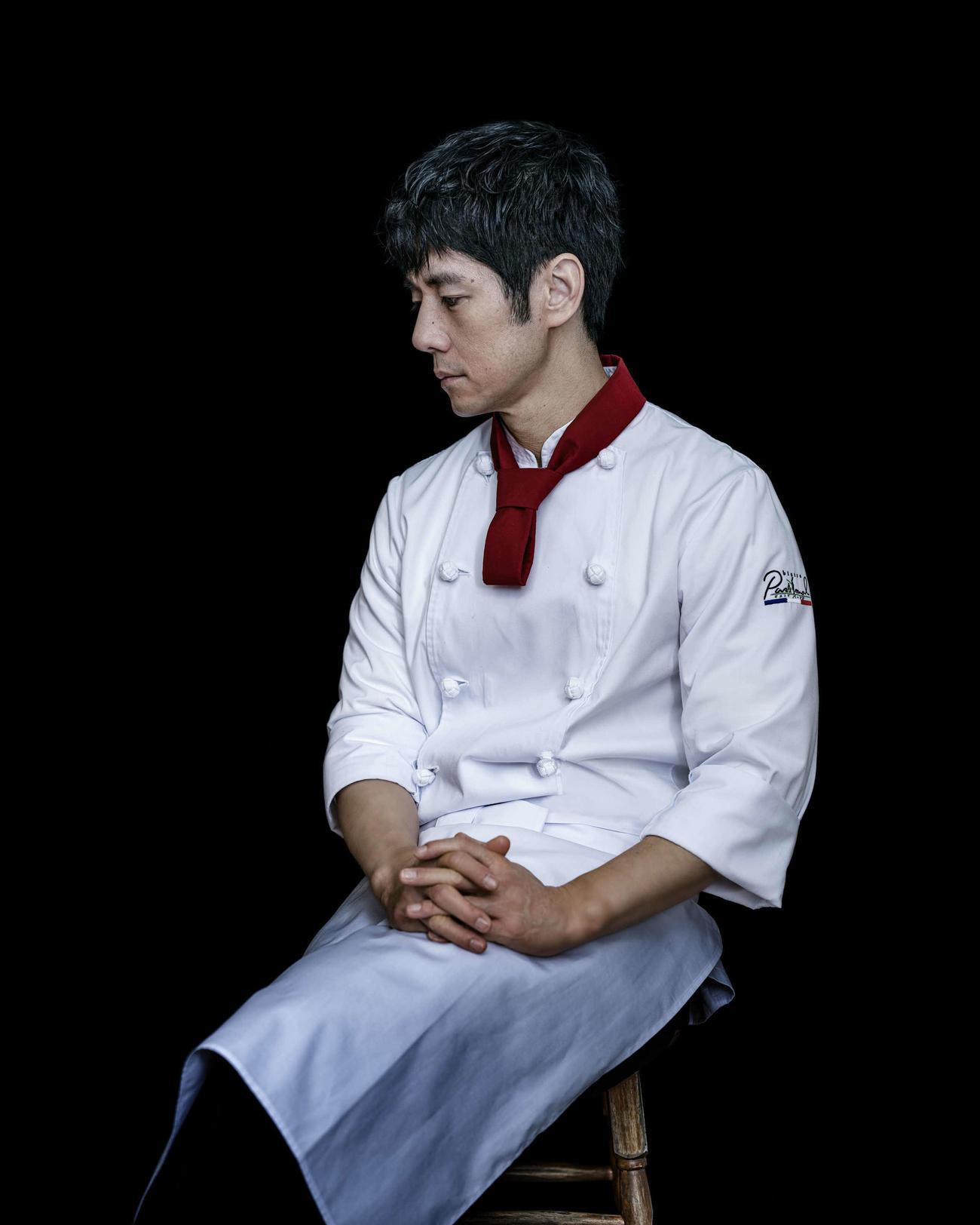 テレビ東京系ドラマ「シェフは名探偵」で主演を務める西島秀俊(c)「シェフは名探偵」製作委員会