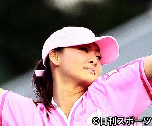 SBS静岡放送の原田亜弥子アナ(2011年5月25日撮影)