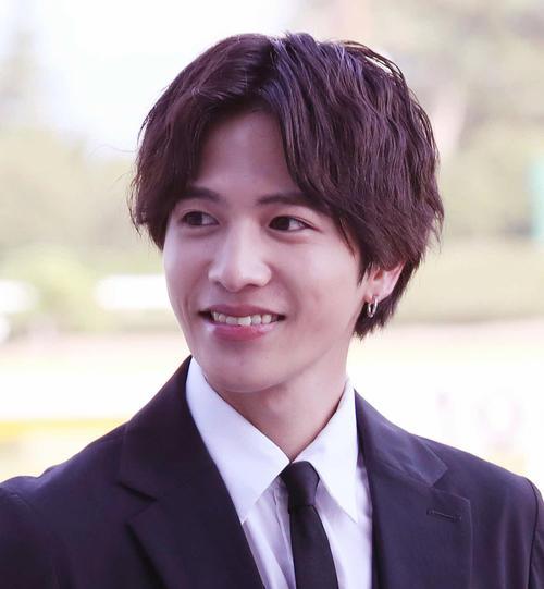 志尊淳(2019年8月11日撮影)