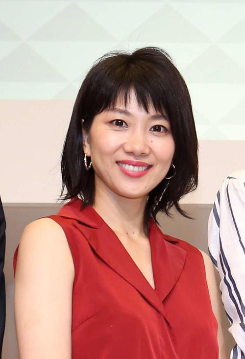 潮田玲子さん(18年7月6日撮影)
