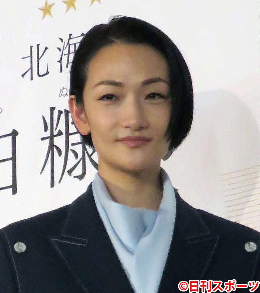 冨永愛(2020年2月10日撮影)