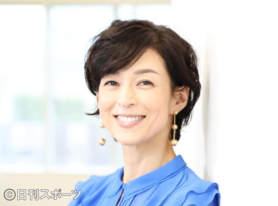鈴木保奈美(18年10月4日撮影)