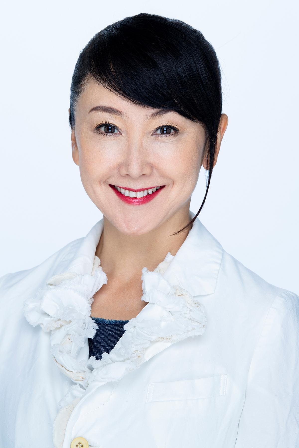 「東京2020NIPPONフェスティバル」の文化プログラム「ONE-Our New Episode」の総合演出、総指揮を務める東ちづる(C)プロダクションパオ