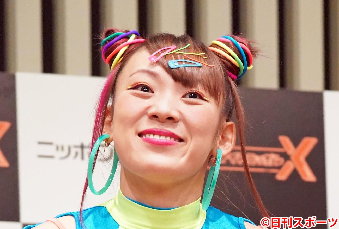 フワちゃん(2021年3月16日撮影)