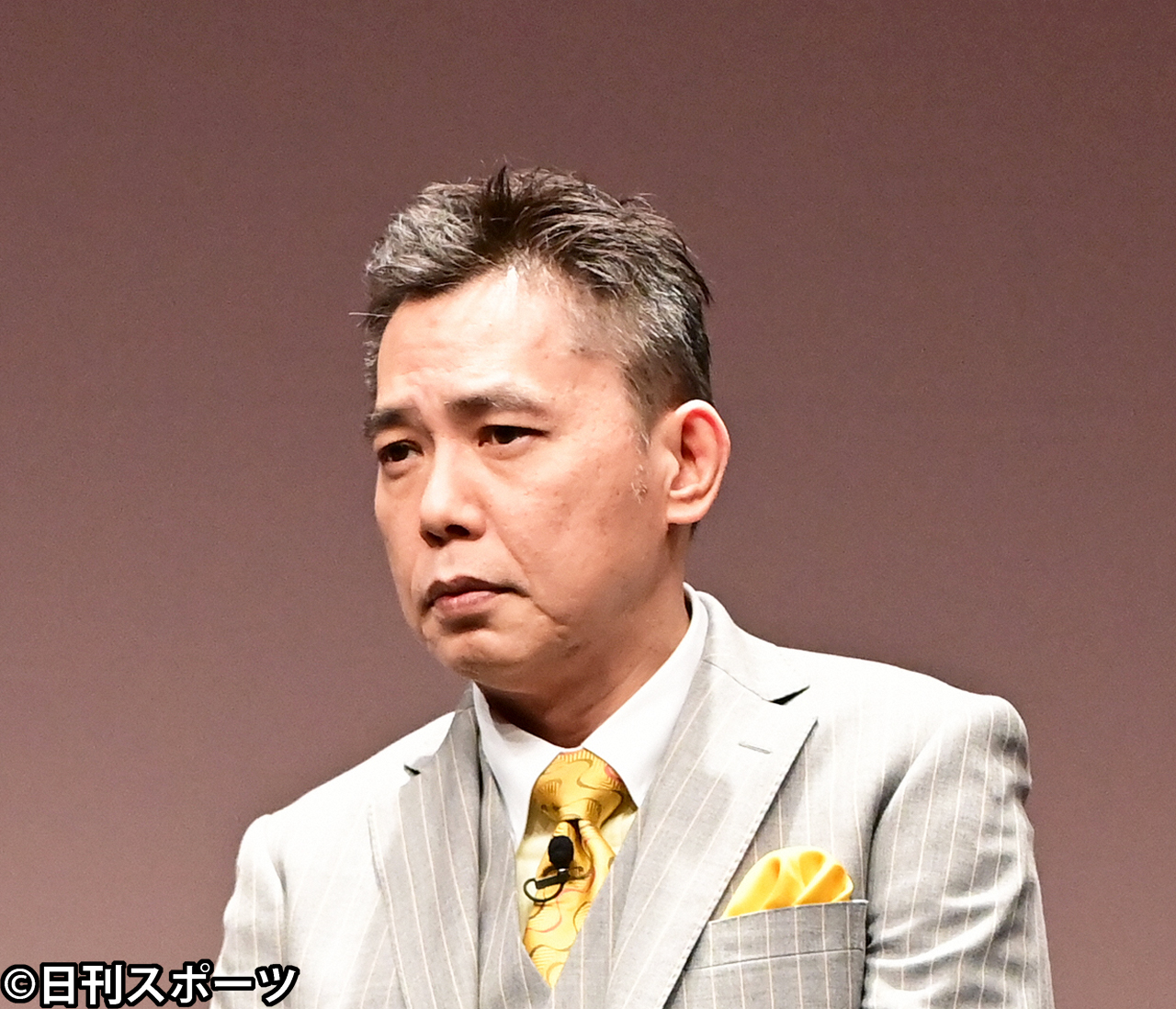 爆笑問題の太田光(2021年2月27日撮影)