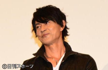倉田てつを(2015年3月2日撮影)