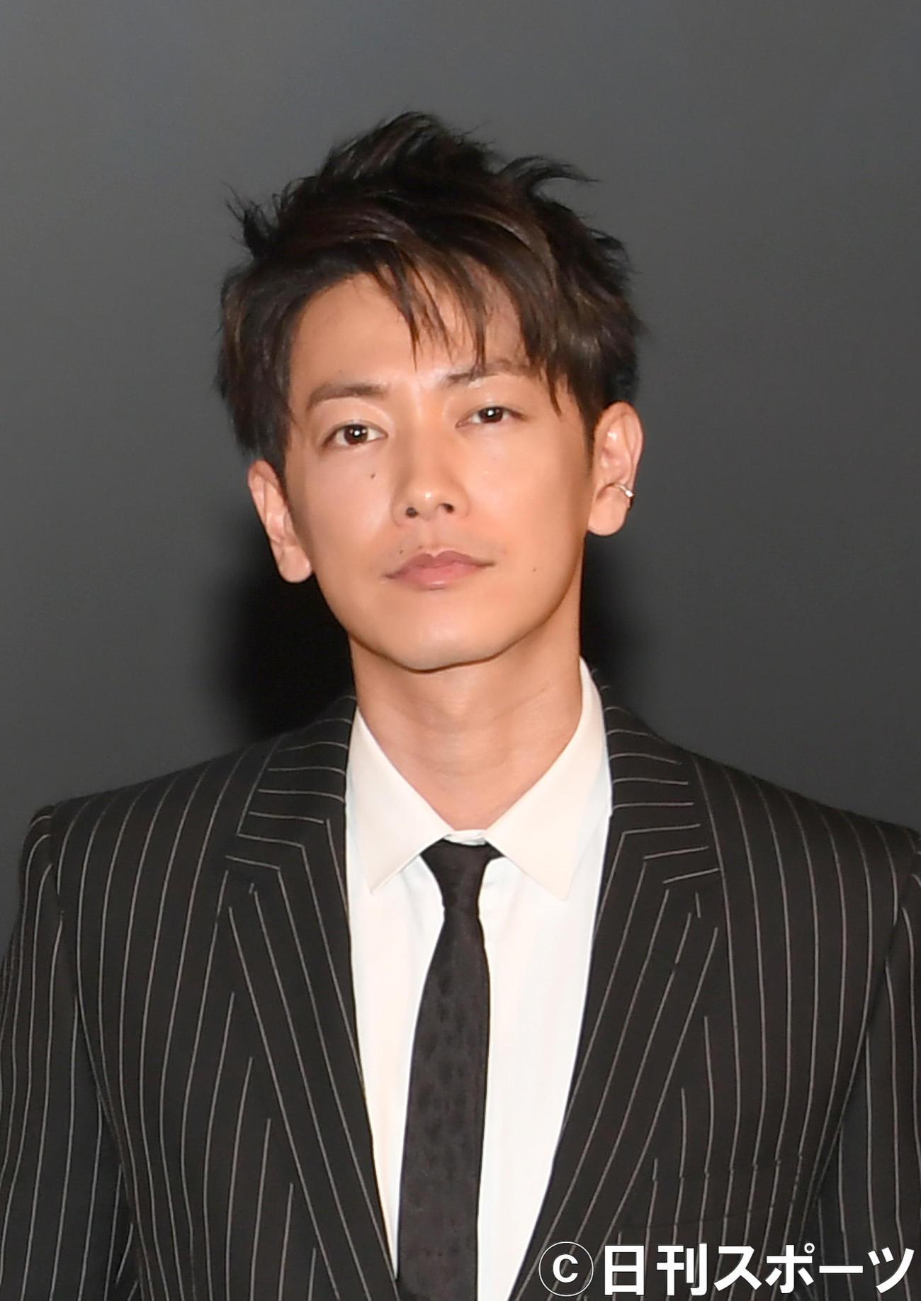 「るろうに剣心最終章」の公開イベントで、主人公・緋村剣心役の佐藤健