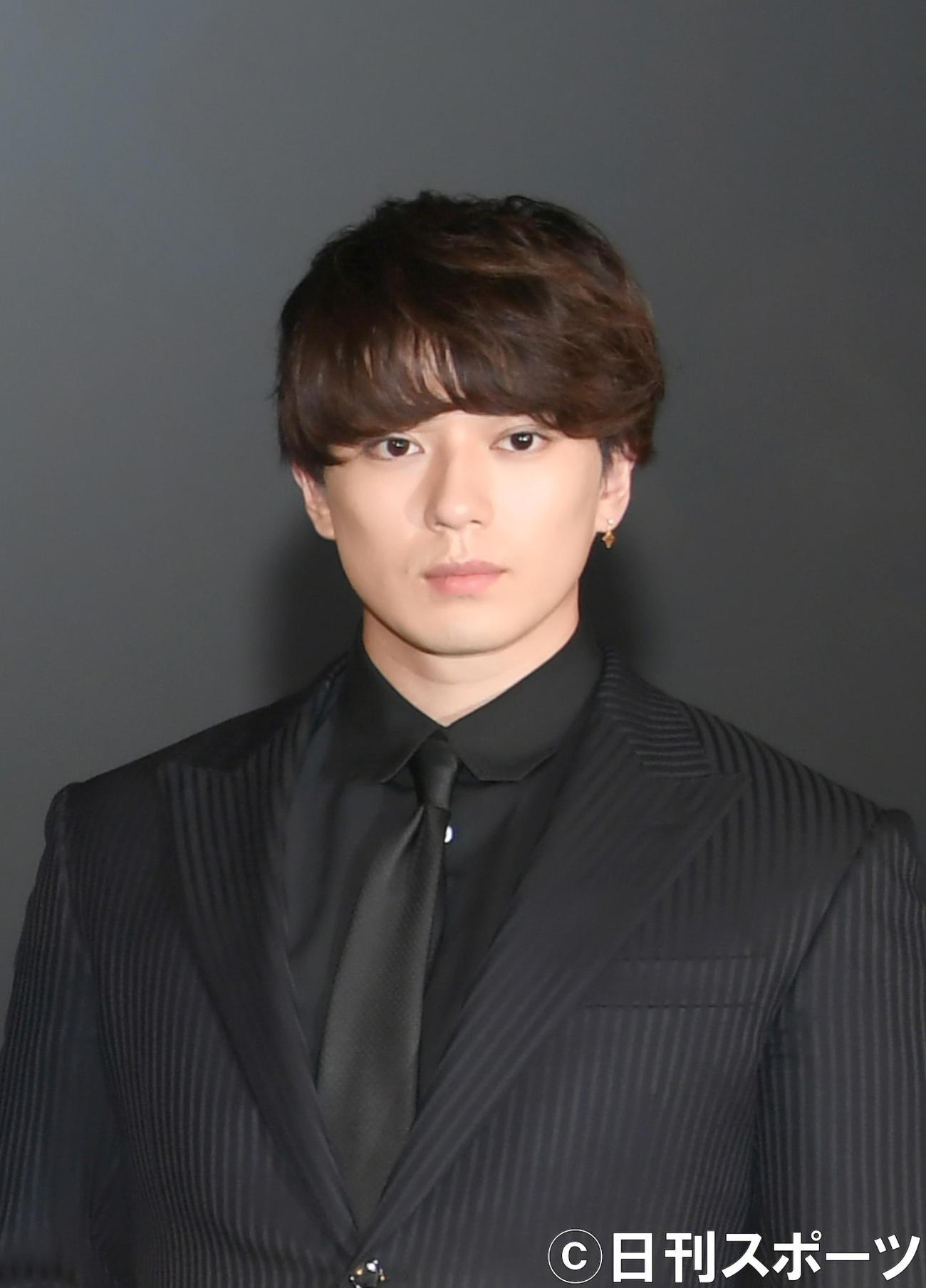 「るろうに剣心 最終章」の公開イベントで、雪代縁役の新田真剣佑