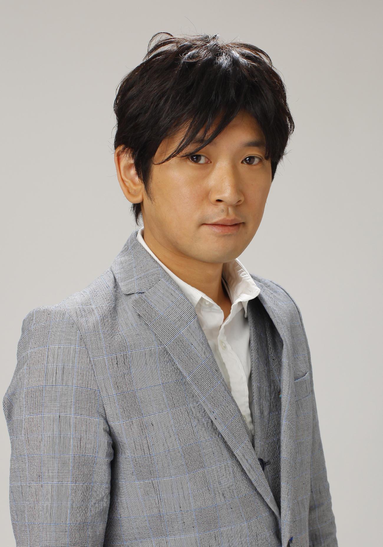 チバテレ開局50周年記念ドラマ「チバケンのマツモトさん。」で松本清役を演じる長谷川朝晴