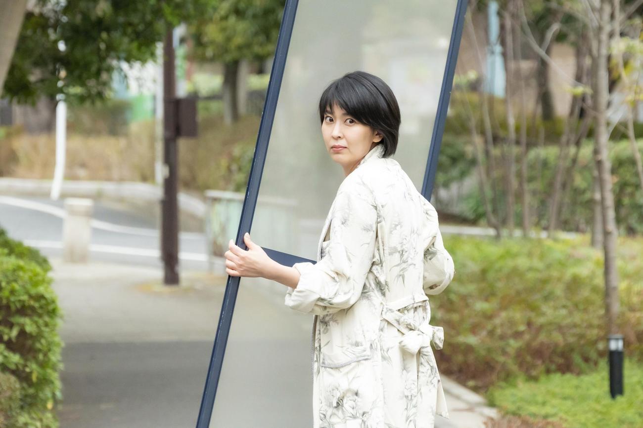 大豆田とわ子(松たか子)はバツ3の住宅建設会社社長(C)カンテレ