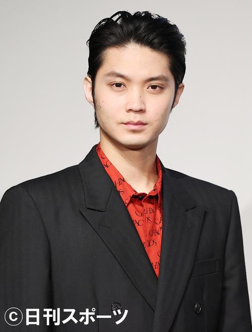 磯村勇斗(2021年1月11日撮影)