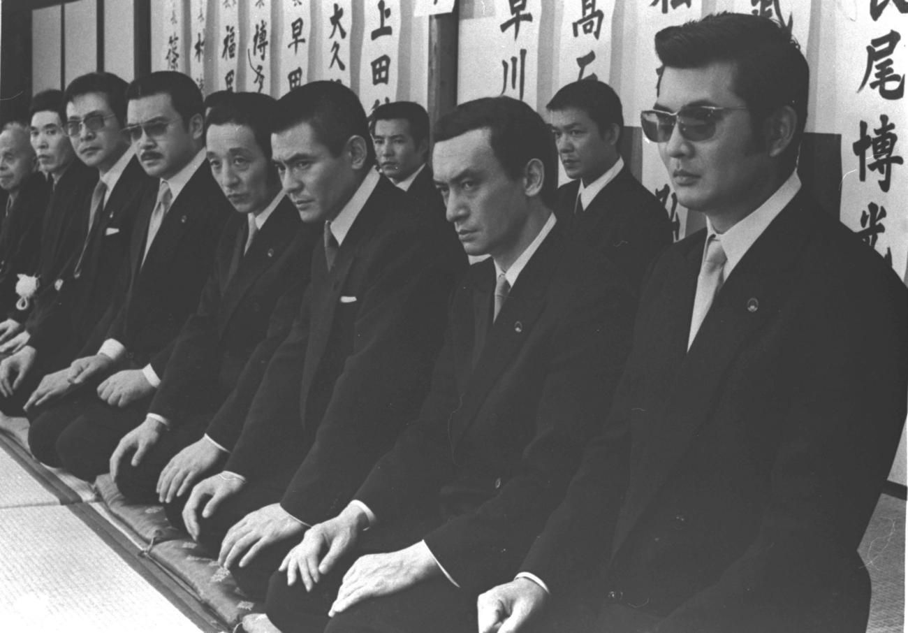 田中邦衛さんが出演した「仁義なき戦い代理戦争」(C)東映