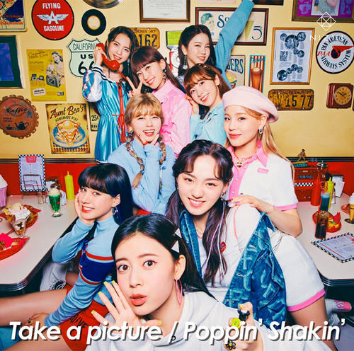 NiziU「Take a picture/Poppin' Shakin'」