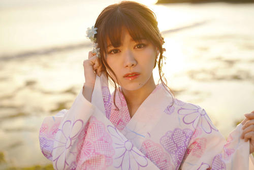 1stDVD「Natural Lily」(なちゅらりー)を発売する山内鈴蘭