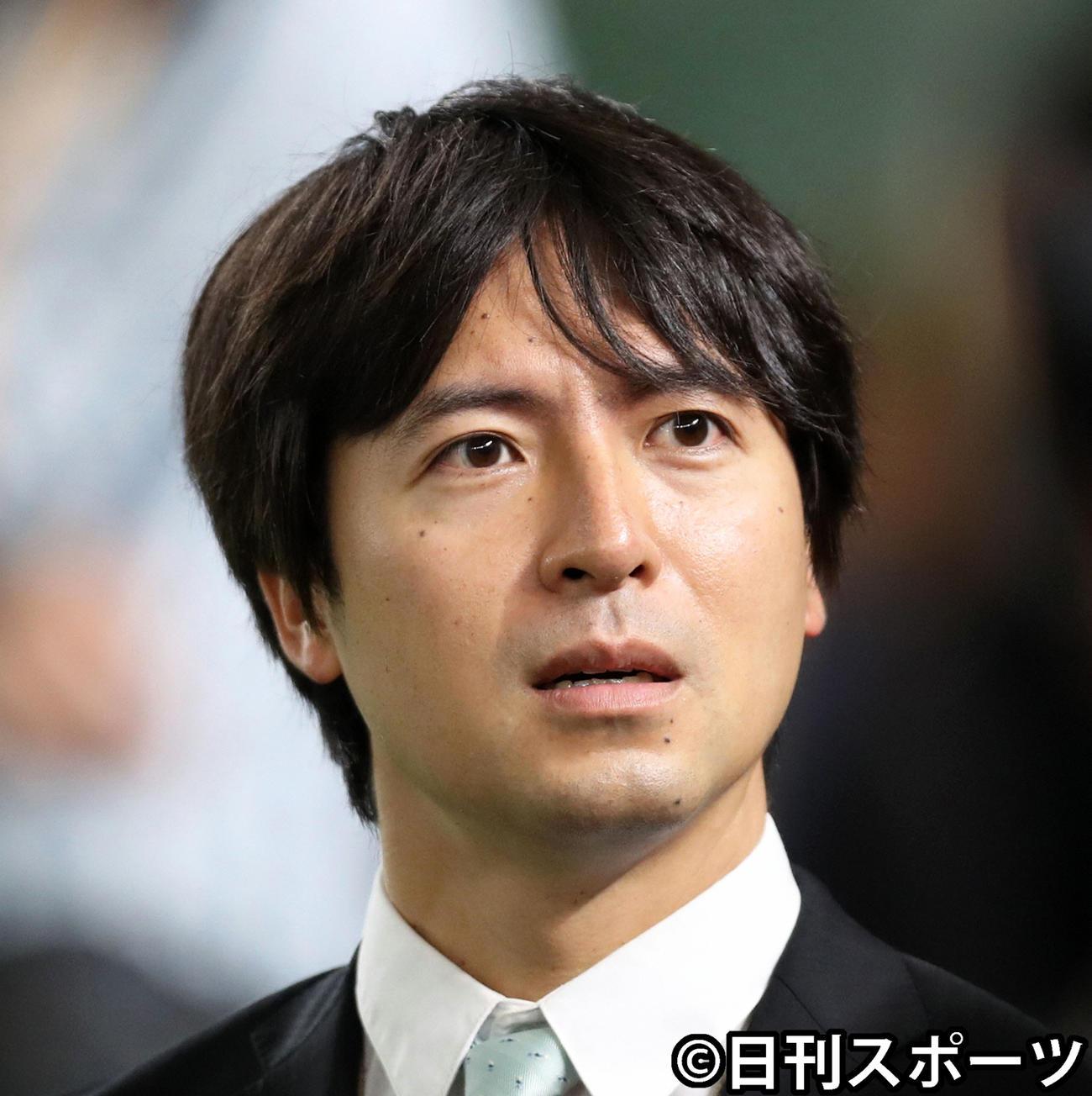 日本テレビの桝太一アナウンサー