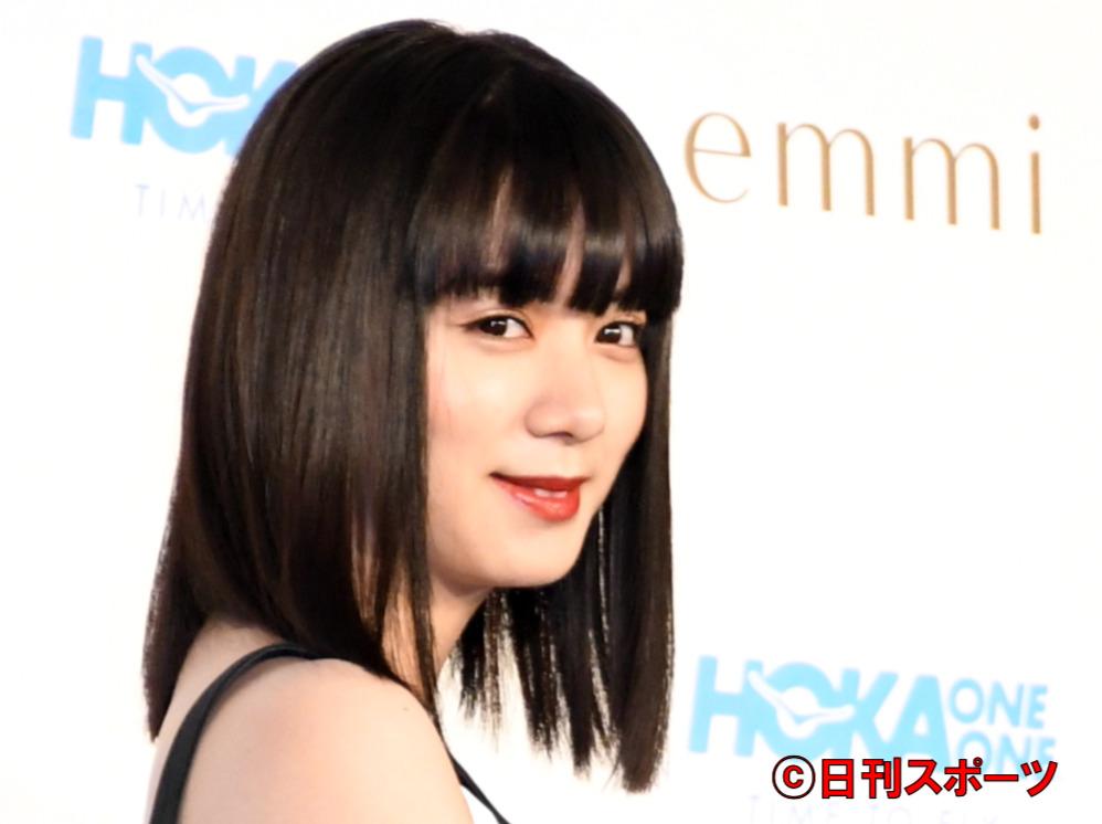 池田エライザ(2020年2月20日撮影)