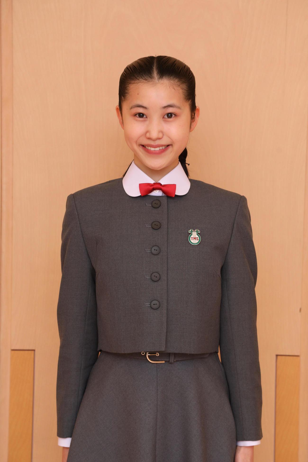 109期生の濱谷咲希さん